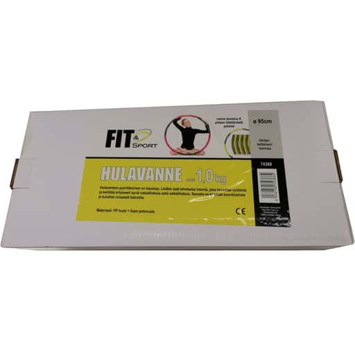 FIT & SPORT HULAVANNE 1