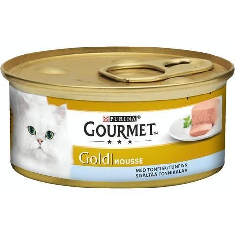 GOURMET GOLD TONNIKALAMOUSSE 85G