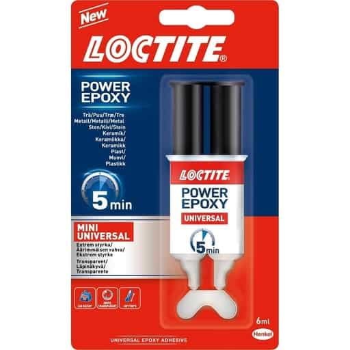 LOCTITE EPOKSILIIMA MINI POWER EPOXY 7G