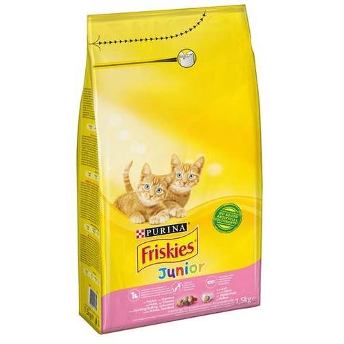 FRISKIES JUNIOR KANA
