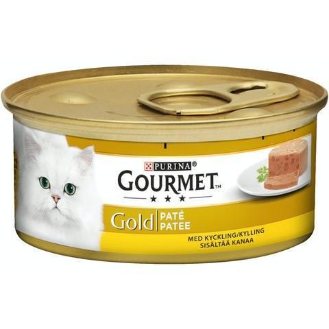 GOURMET GOLD KANAPATEE 85G