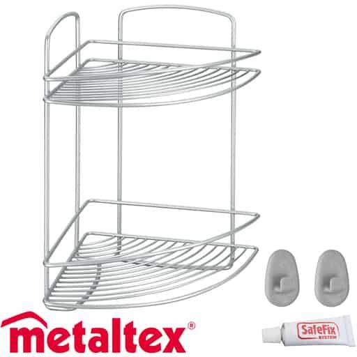METALTEX KULMAHYLLY ONDA 2-OS SISÄLTÄÄ SAFE-FIX LIIMAN