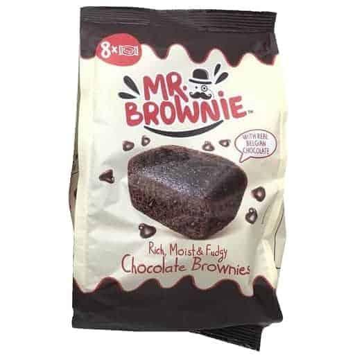 MR BROWNIE SUKLAA KAKKUPALA 200G