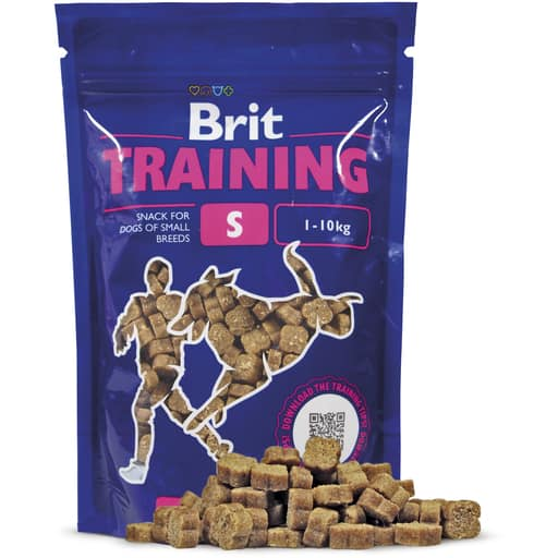 BRIT PREMIUM TRAINING SNACK S 100G